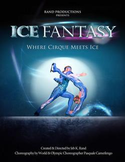 Ice Fantasy - Where Cirque Meets Ice