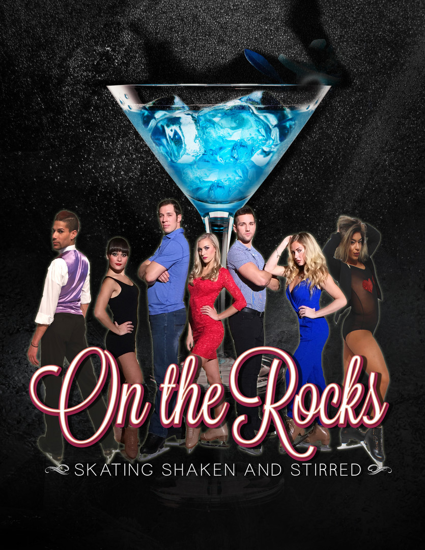 On the Rocks - Skating Shaken & Stirred