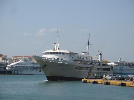 Saronic Gulf One-Day Trip on 13 September 2020