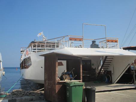 Greek Ships Abroad: WAVE DANCER I (ex-MARGARITA)