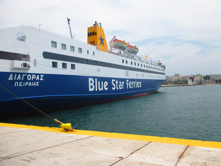 Piraeus Visit on 30 June 2015
