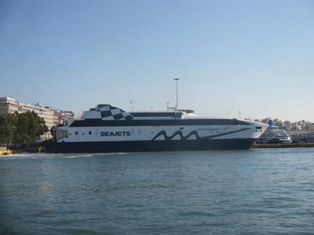 Piraeus Visit on 22 July 2019