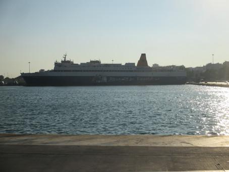 Piraeus Visit on 12 July 2018