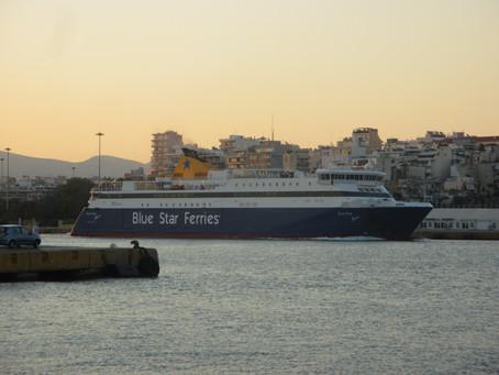 Piraeus Morning Visit on 14 August 2020