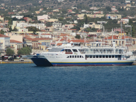 PLATYTERA TON OURANON Tribute and Moments of Trip/Saronic Gulf One-Day Cruise