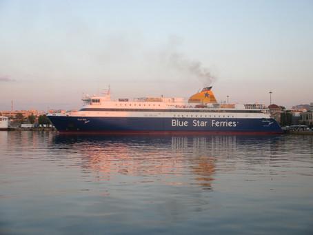 Piraeus Morning Visit on 27 July 2019