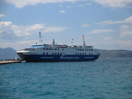 Saronic Gulf One-Day Trip on 19 July 2016-Part II/ACHAEOS Tribute and Moments of Trip