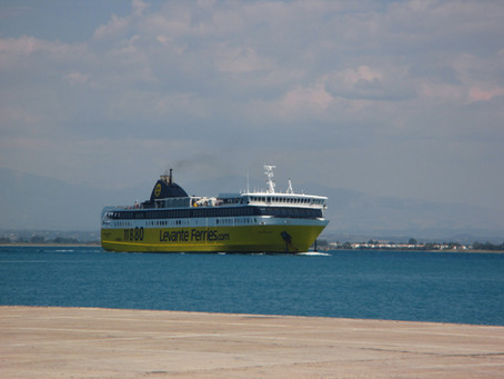 FIOR DI LEVANTE Back-to-back Trips on 26 July 2016