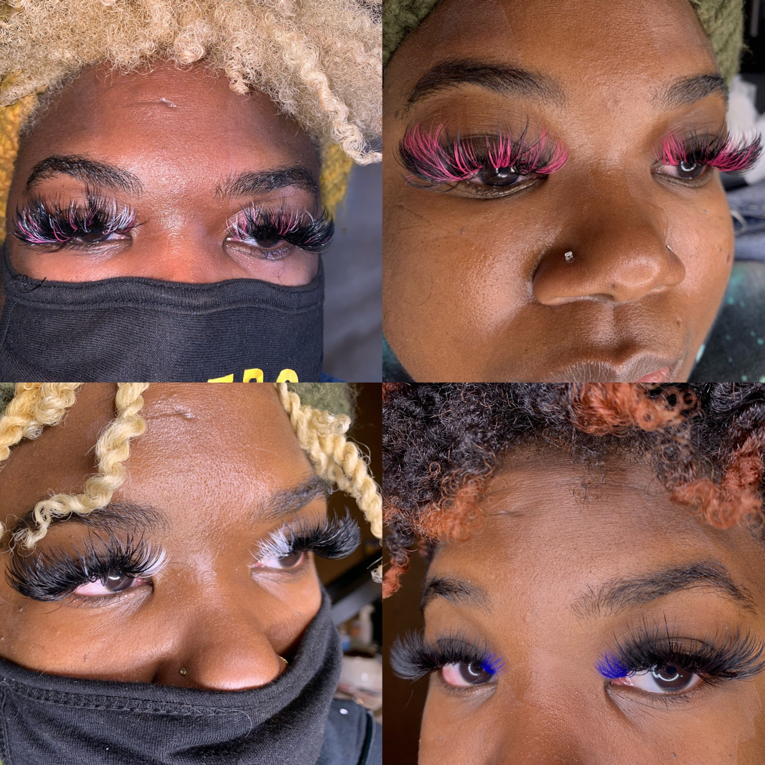 Butterfly Volume Lashes