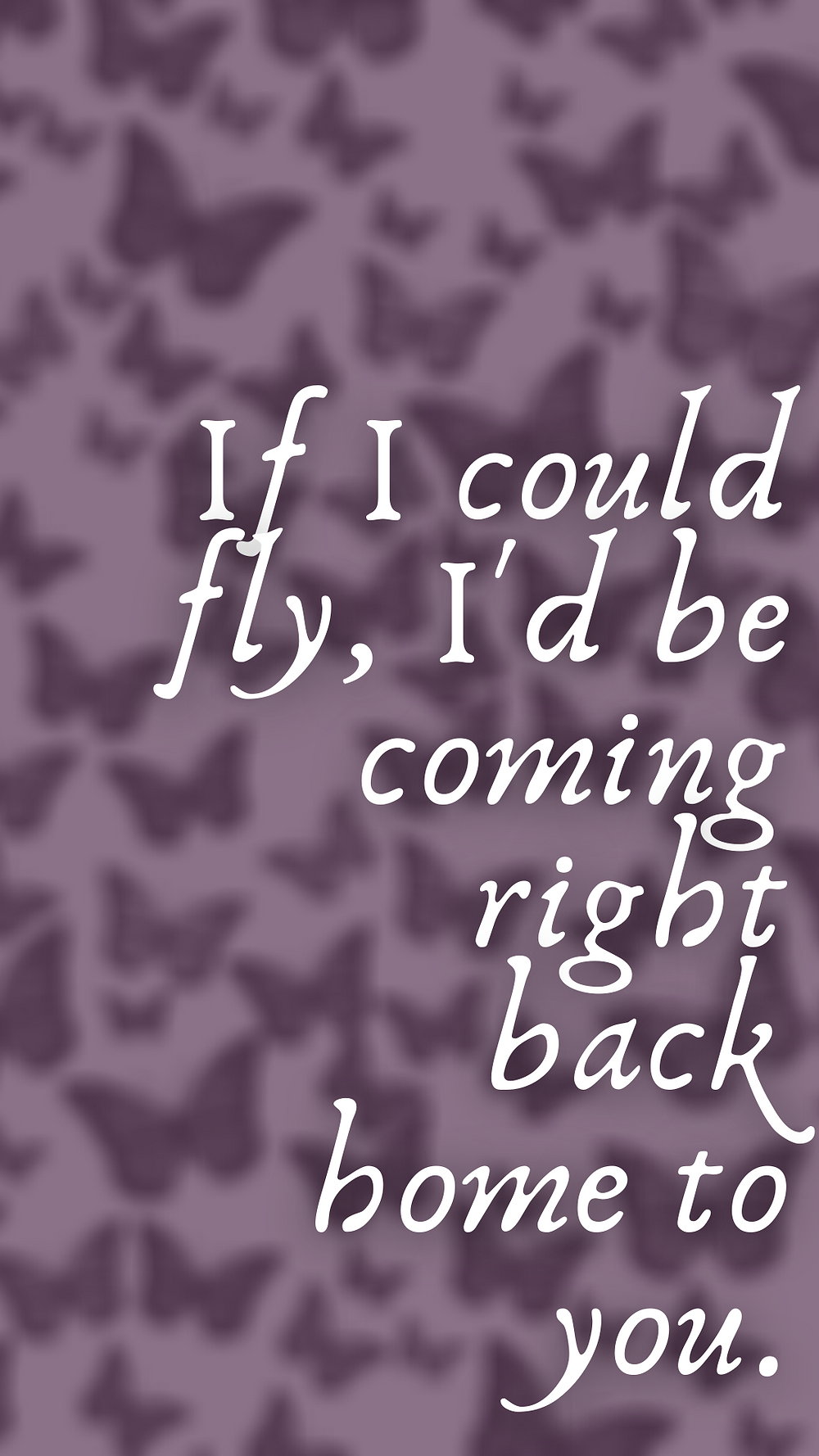 one direction wallpaper if I could fly