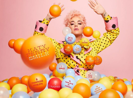 Beautiful New Baby But Disappointing Album For Katy Perry This Week