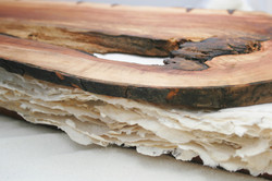 Large Applewood Book