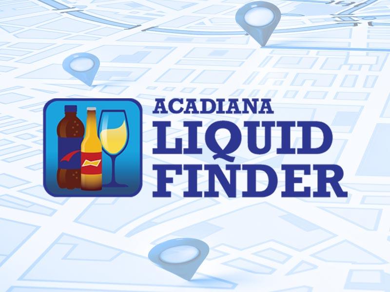 Acadiana Liquid Finder