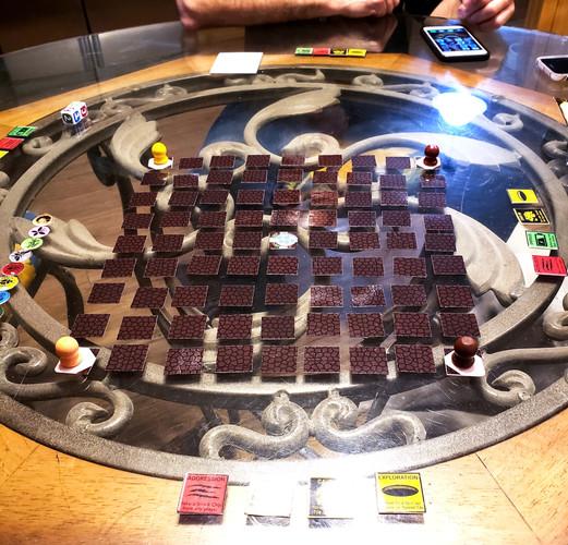 AMAM 4P Game Play