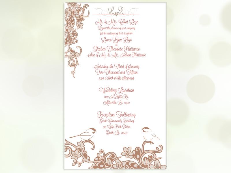 Plaisance Wedding