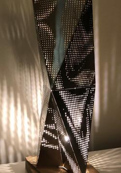 Teaching - Folded Steel