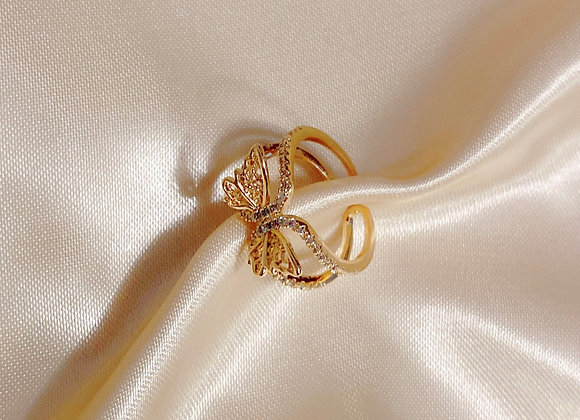 Butterfly Dust Ring