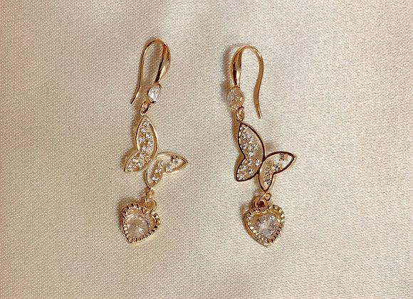 Butterfly Dust Earrings