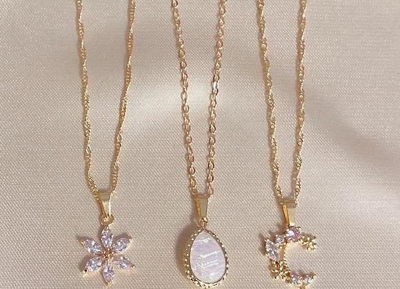 Divine Necklace Set