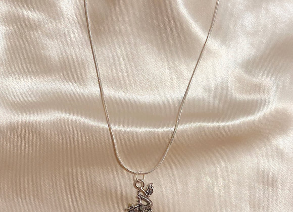 Small Dragon Necklace