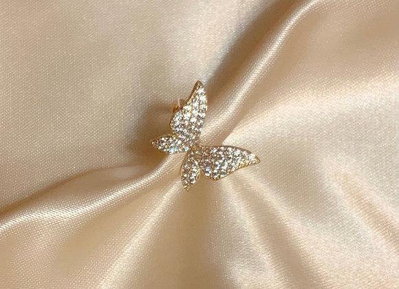 Flutter Butterfly Ring