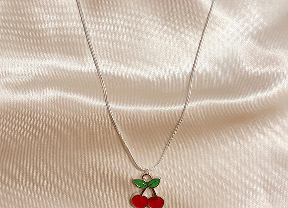 Cherry Necklace