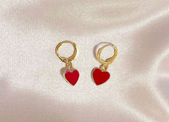 Red Heart Huggies