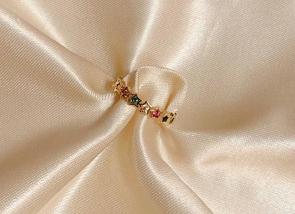 Multi Star Ring