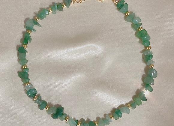 Summer Jade Necklace