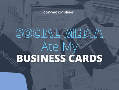 Will Business Cards Make a Comeback? Probably Not (Here's What's Next)