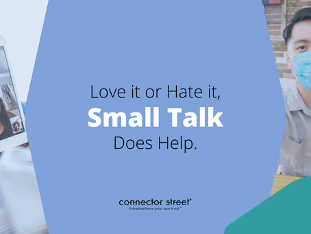 Small Talk Can Help with the Social Connection You Crave