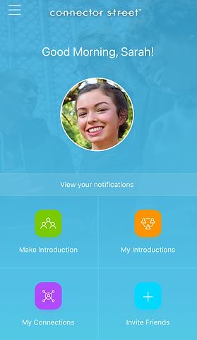Connector Stree App