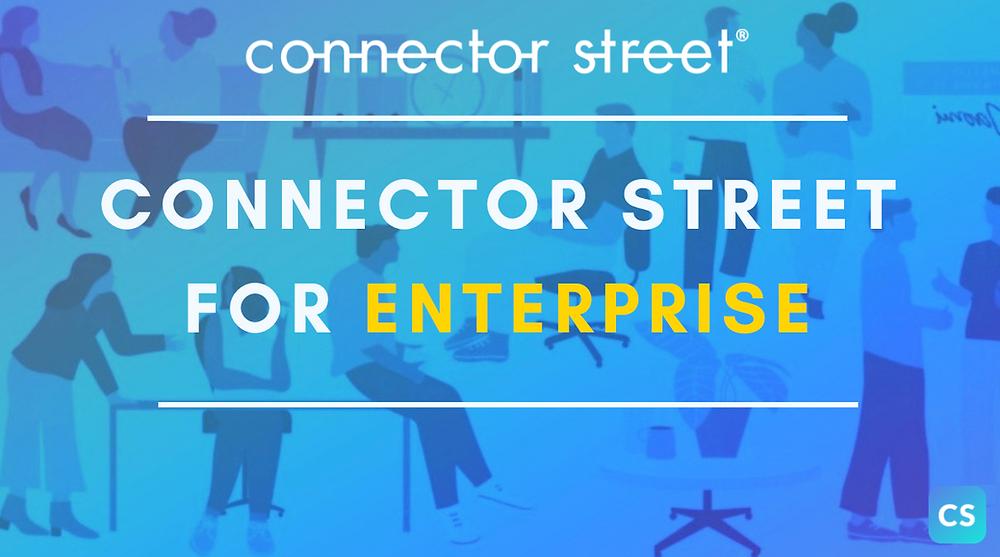 Connector Street for Enterprise banner