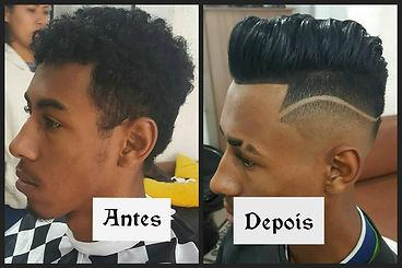 Barbearia em Taubaté - Transforação