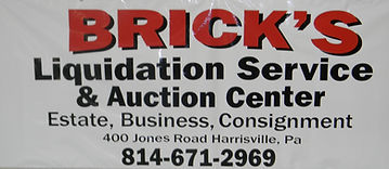 Brick's Antiques and Auctions