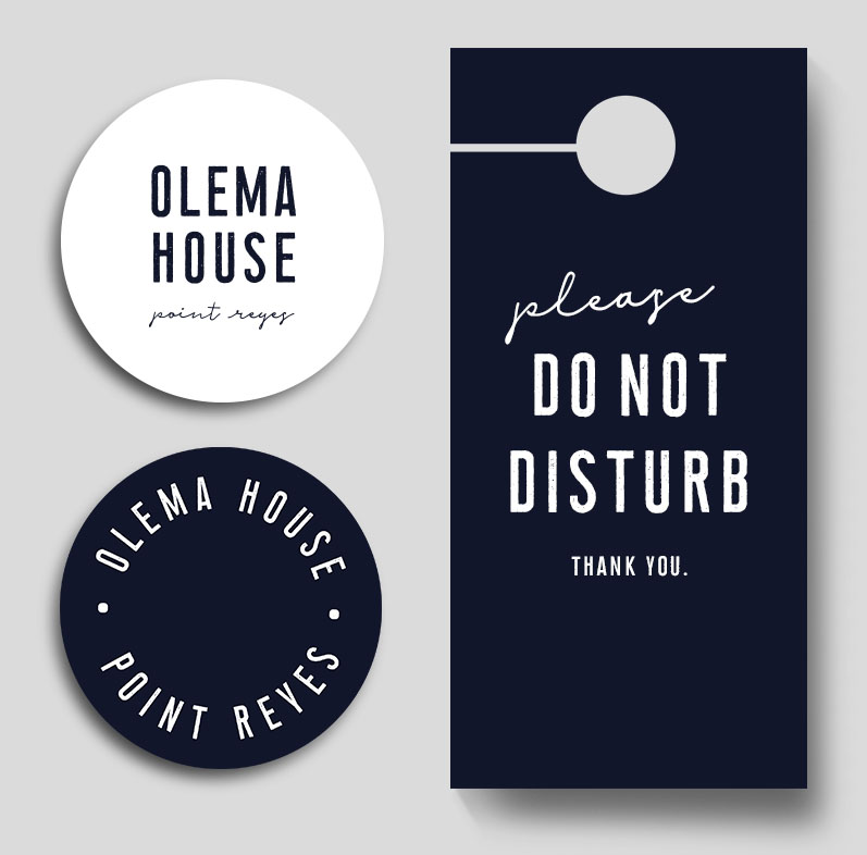 Olema_House_Branding _InRoom_Collateral_