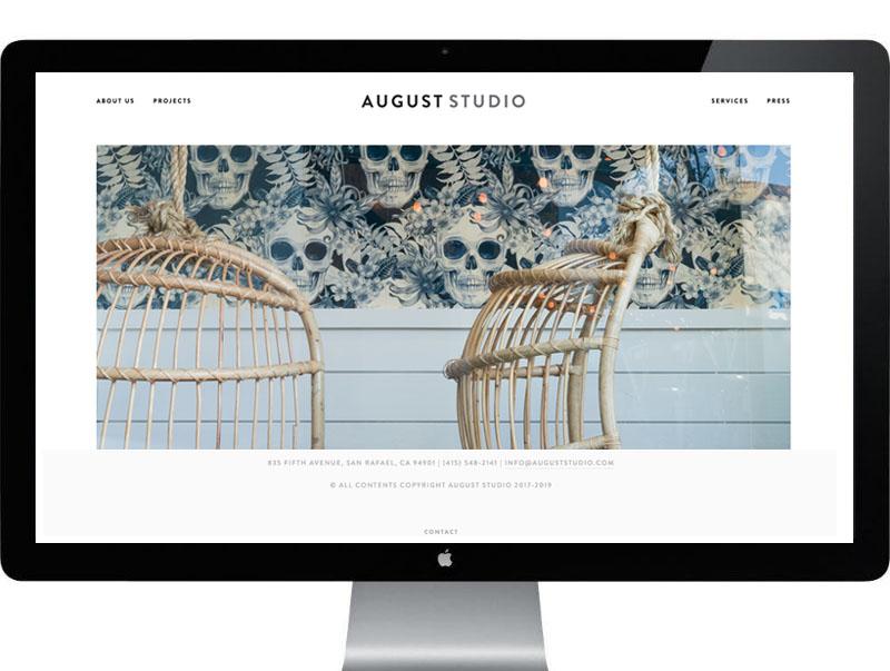 August_Studio_Website