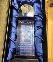 Crystal Awards Engraved