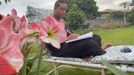 Journaling | Writing my own narrative | Pleasure Rituals by Taja Lindley.jp