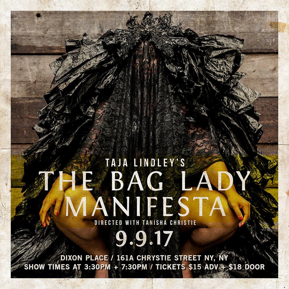 The Bag Lady Manifesta Fyer