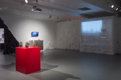 Solo Exhibition: Art League Houston