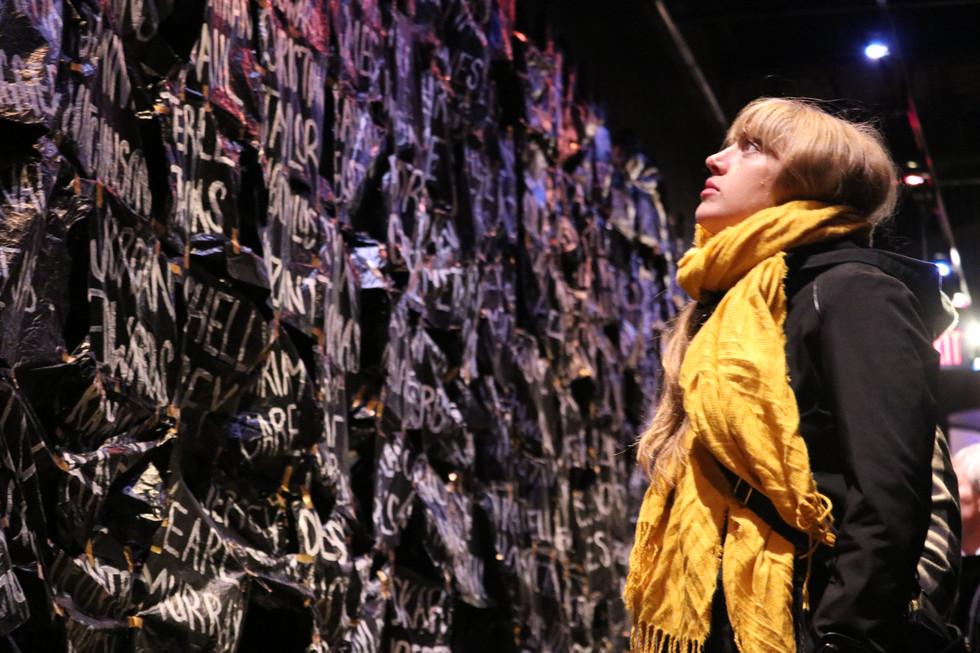 The Bag Lady Manifesta Tour