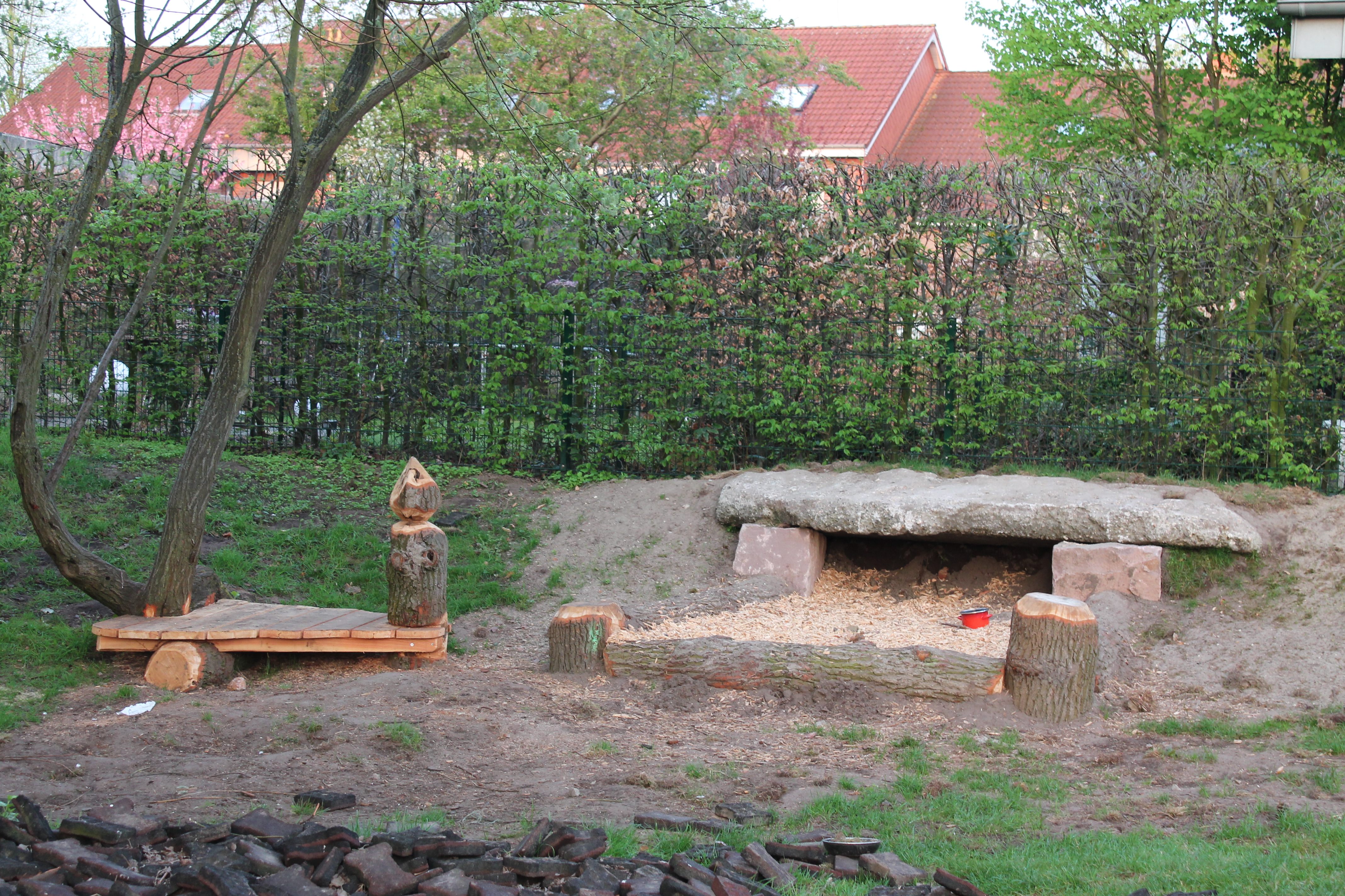 NKH Drensteinfurt Umbau