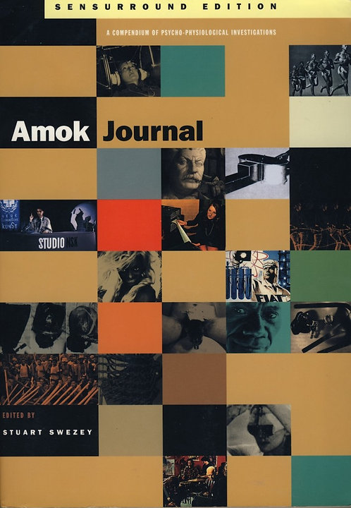Signed Amok Book
