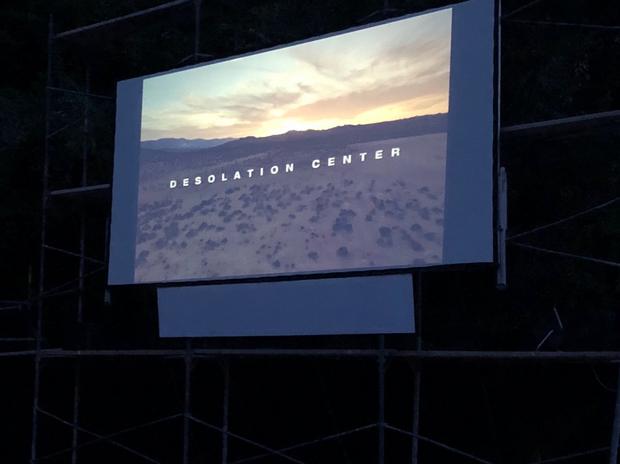 Desolation Center Title