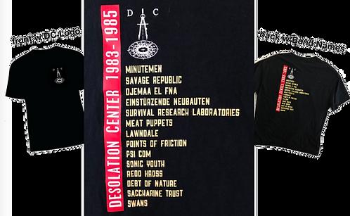 Desolation Center T-Shirt (Black)