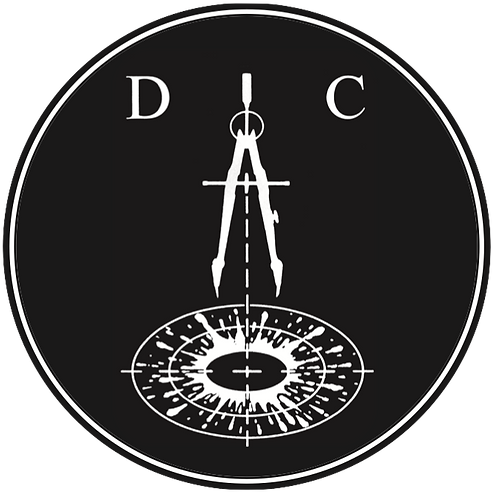Desolation Center Logo Sticker