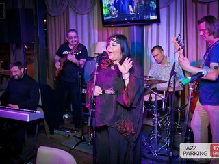 Mariam &  Armen & Jazz Parking Band