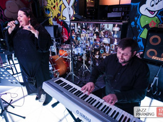 Jazz Extra Synergy: Mariam & Armen + Luda Swarovsky & Axel Tosca Laugart