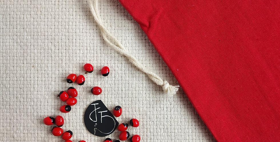 Red Rope Bag